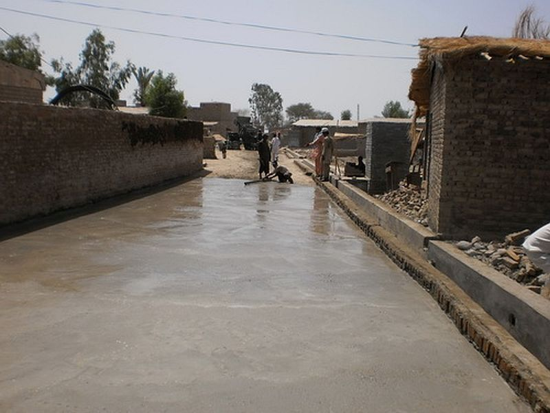 Village Rehabilitation Project(VRP)